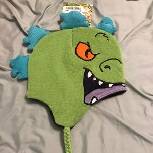 Reptar Nickelodeon Stocking hat